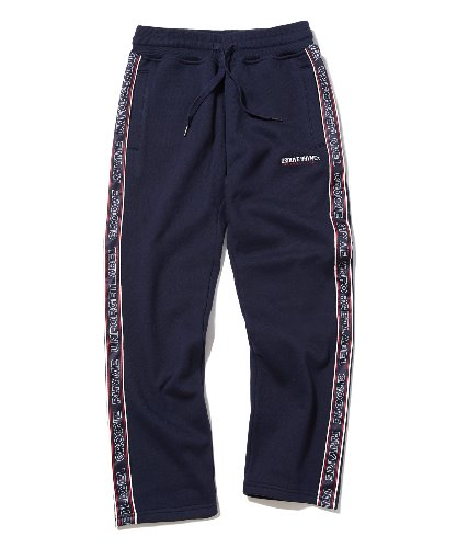 [그루브라임] LOGO TAPE TRAINING PANTS (NAVY) [GTP007G43NA]