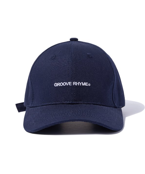 [그루브라임] BUCKLE BALL CAP (NAVY) [GCA001G13NA]