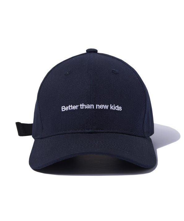 BUCKLE BALL CAP (NAVY) [GCA009G13NA]