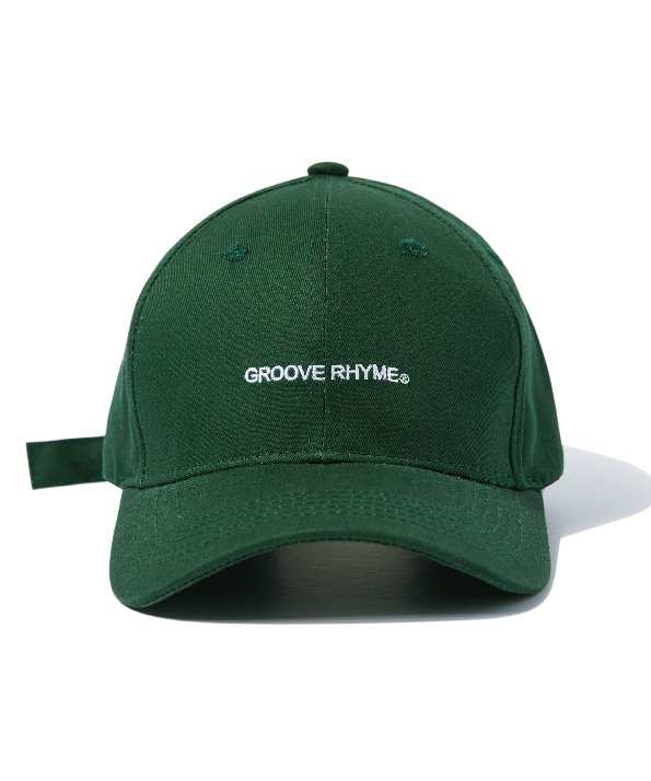 [그루브라임] BUCKLE BALL CAP (FOREST) [GCA001G13FO]