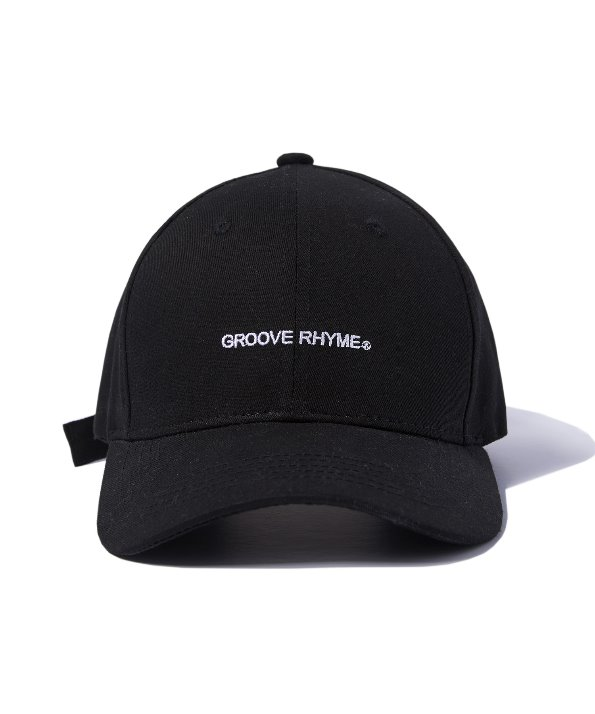 [그루브라임] BUCKLE BALL CAP (BLACK) [GCA001G13BK]