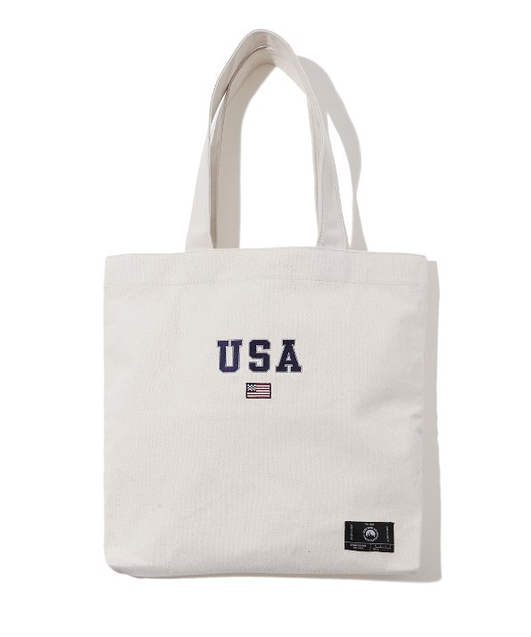 USA ECO BAG (BEIGE) [GG002E23BE]
