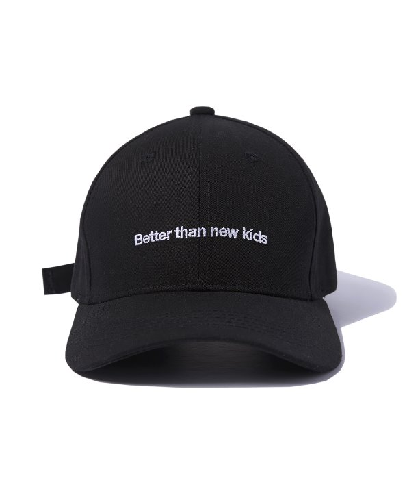 [그루브라임] BUCKLE BALL CAP (BLACK) [GCA009G13BK]