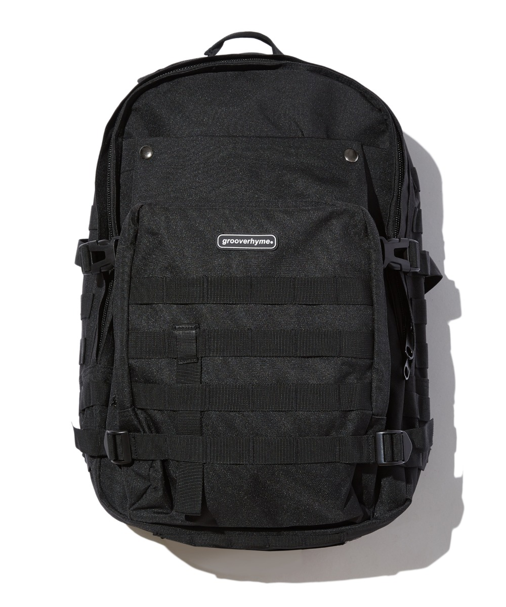 TACTICS BACKPACK (BLACK) [GBG101H53BK]