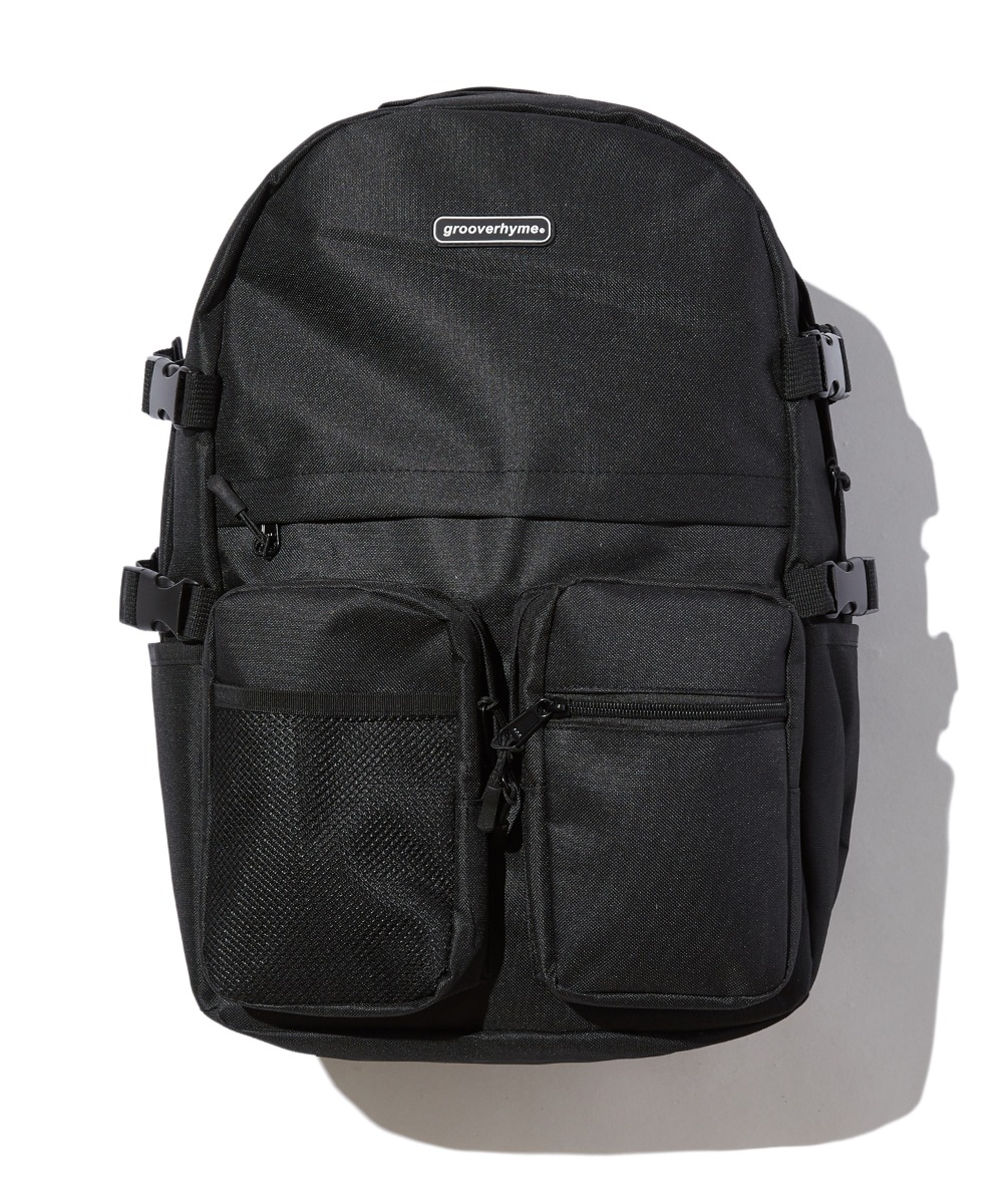 DAILY BACKPACK (BLACK) [GBG103H53BK]