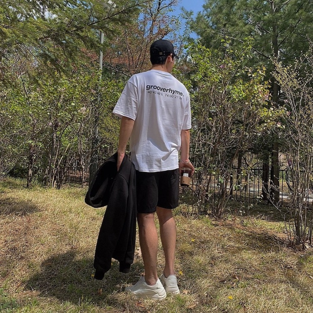 [STYLING] NYC LOCATION T-SHIRT (WHITE) [GTS721I23WH]