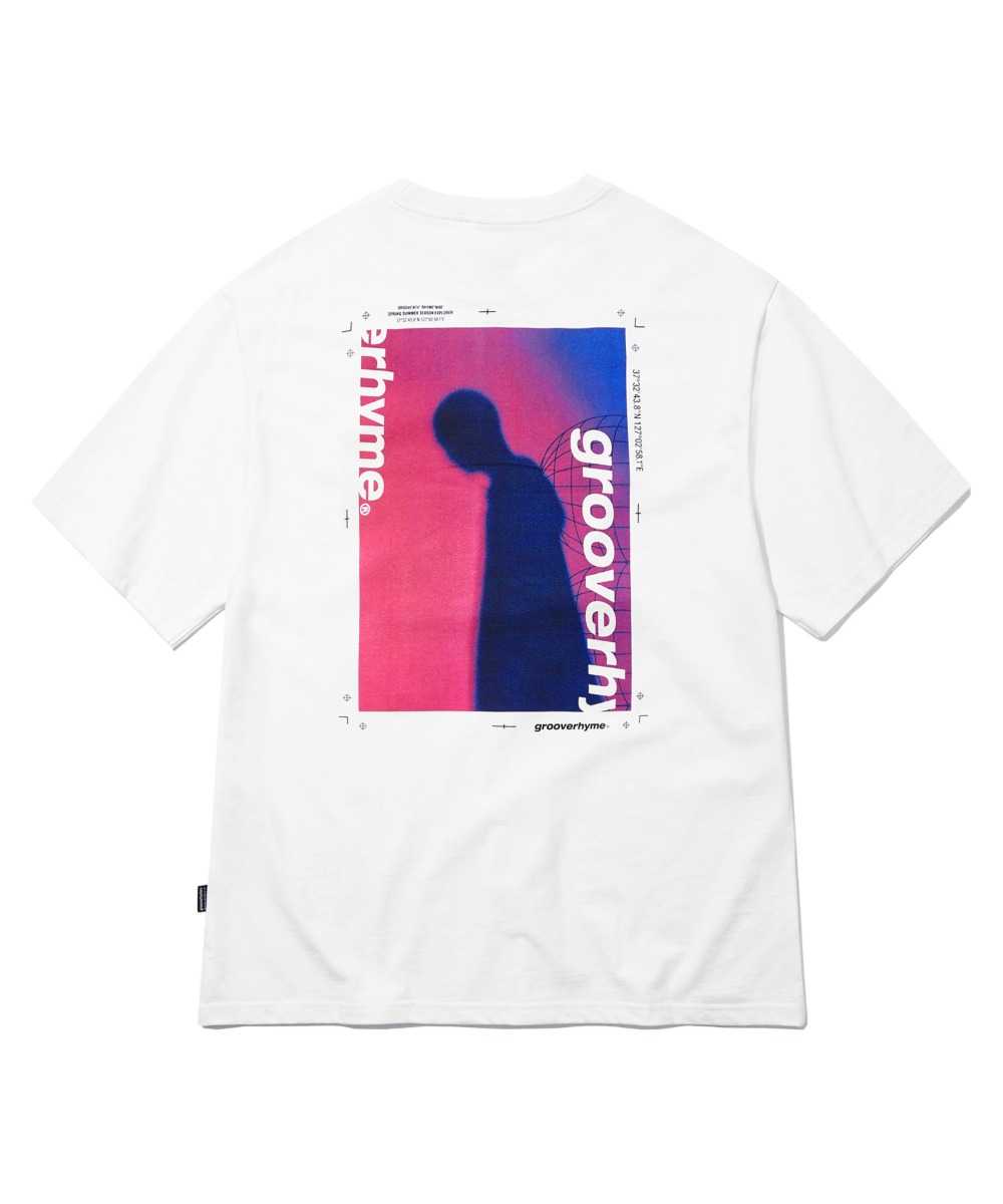 SILHOUETTE T-SHIRTS (WHITE) [GTS745I23WH]