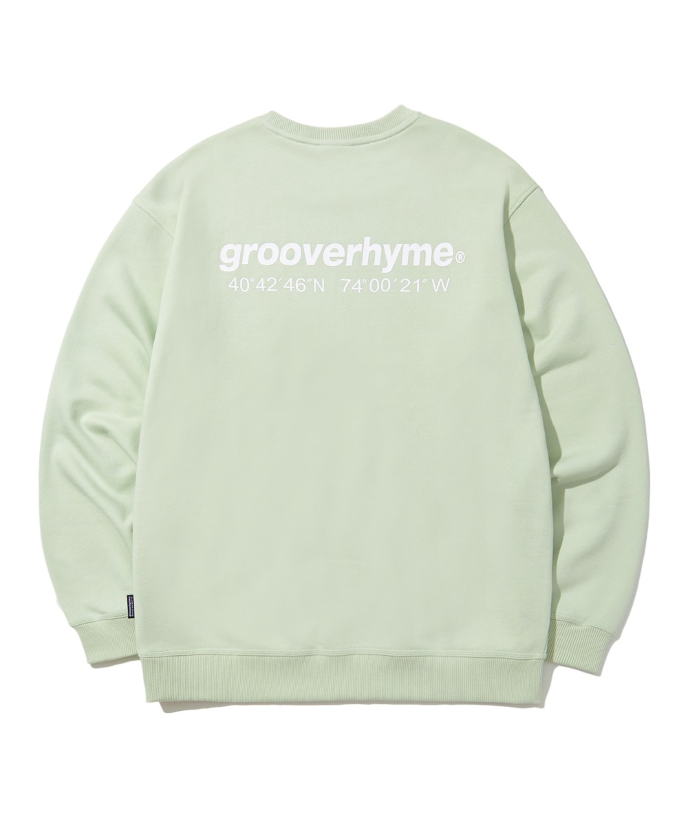NYC LOCATION SWEAT SHIRTS (MINT) [LROFCTM711MMIA]