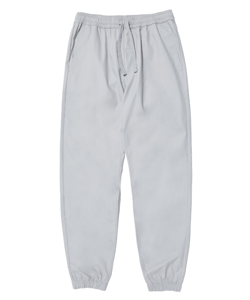 COMFORTABLE TAPERED JOGGER PANTS (GREY) [LRPSCPJ711MGYA]