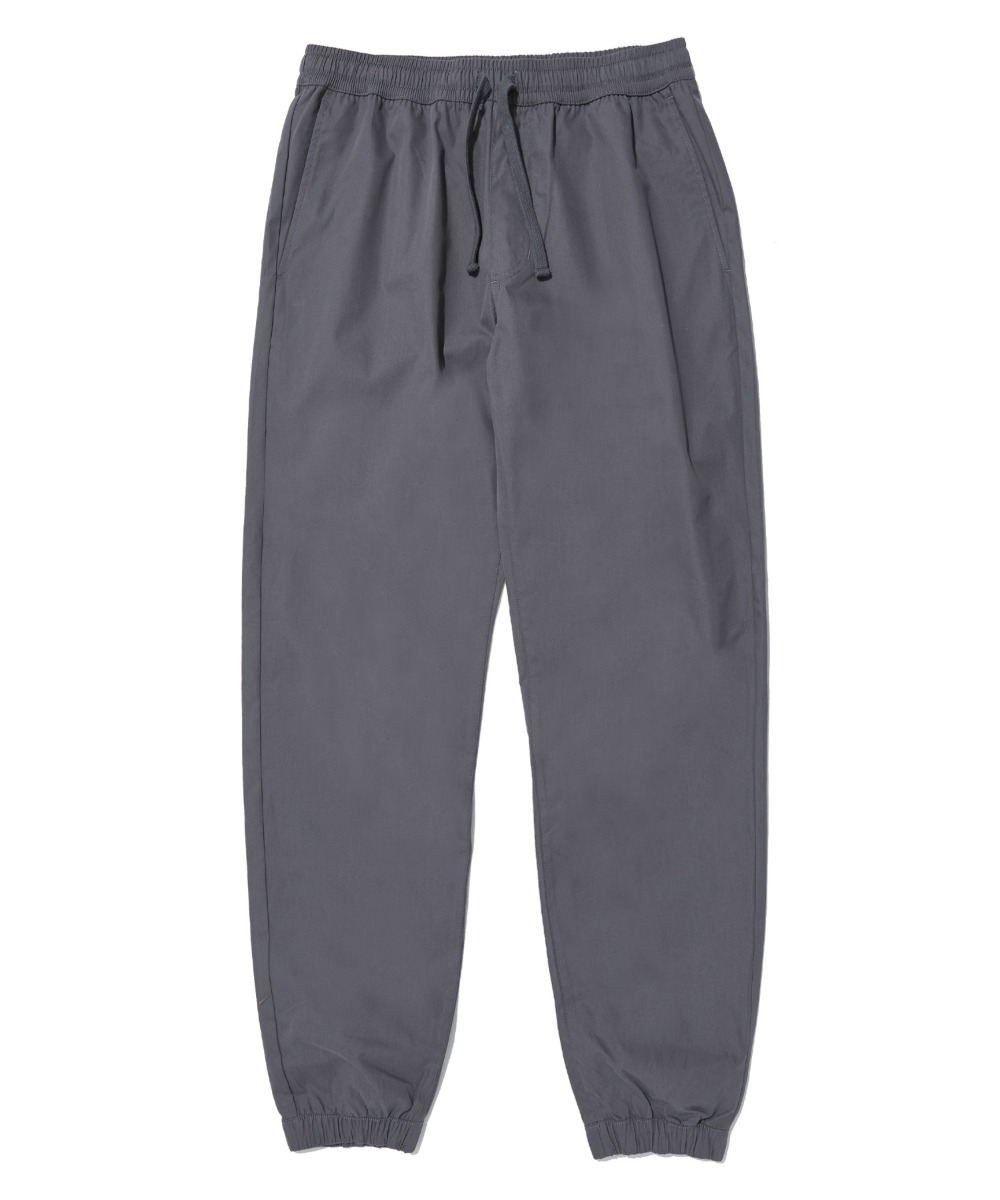 COMFORTABLE TAPERED JOGGER PANTS (CHARCOAL) [LRPSCPJ711MCHA]