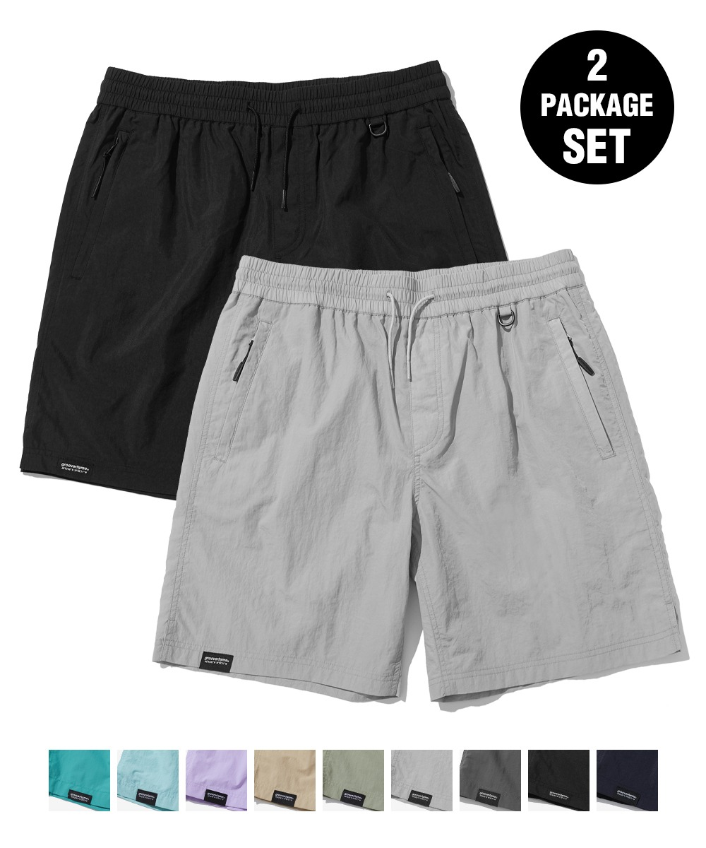 [패키지] UTILITY TASLAN SHORT PANTS (9 COLORS) [LRPMCPH702M]