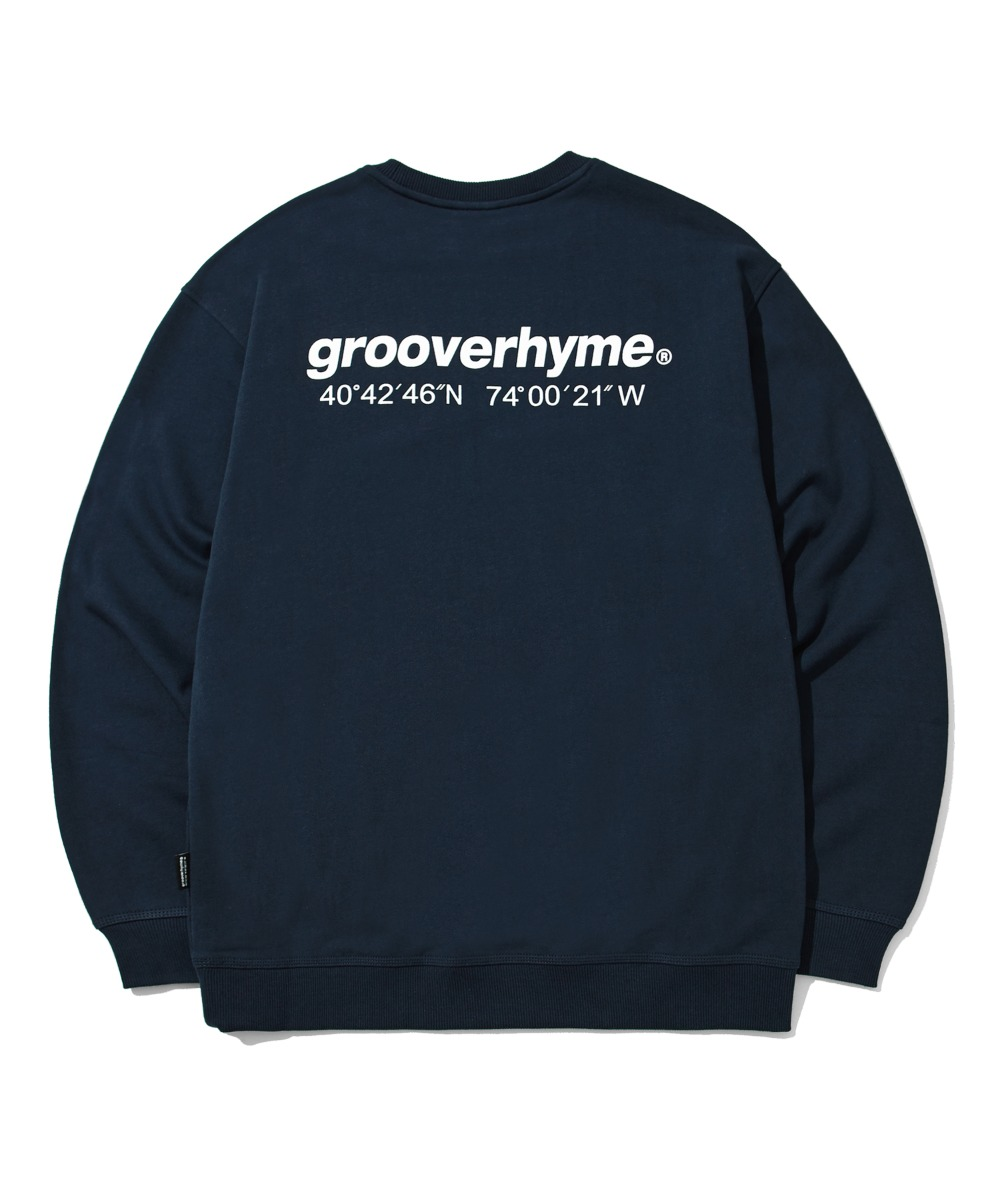 NYC LOCATION SWEAT SHIRTS (NAVY) [LRPSCTM301MNAA]